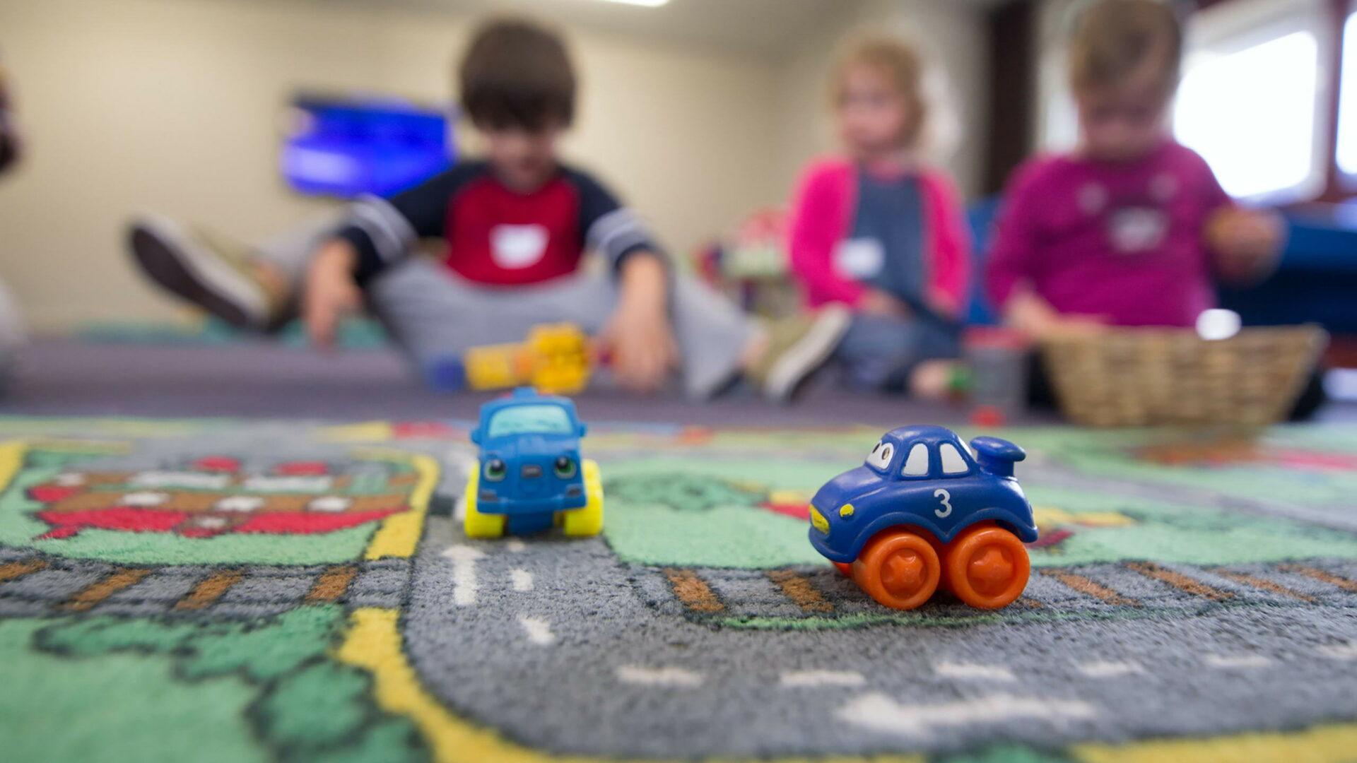 Die Auswirkungen der Corona-Pandemie auf Kinder. (Bild: BBC Creative/Unsplash)