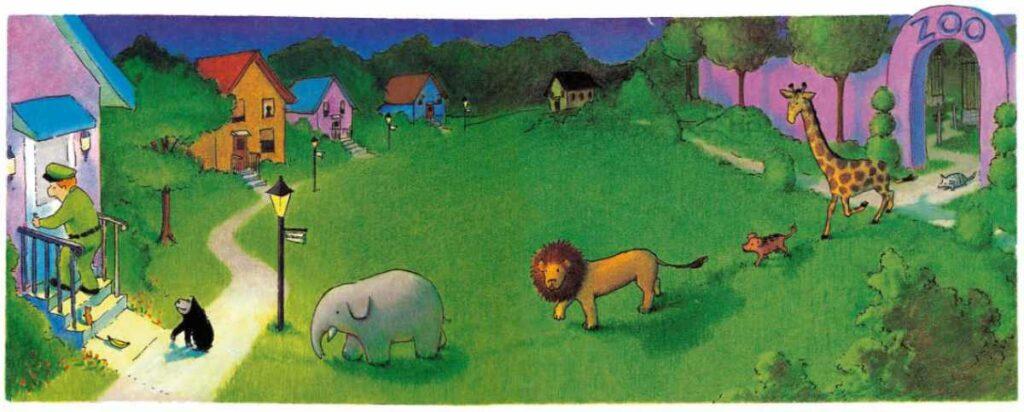 """, Kinderbuch Rezension: """"Gute Nacht, Gorilla"""""""